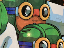 Hebru Brantley - 2019 Skate Board Complexcon deck