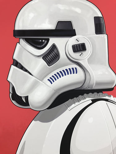 Mike Mitchell - Stormtrooper 2017