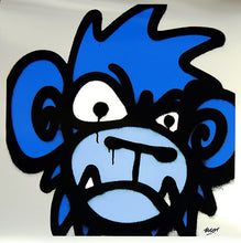 Monkey - Mighty Mo 2009 Blue