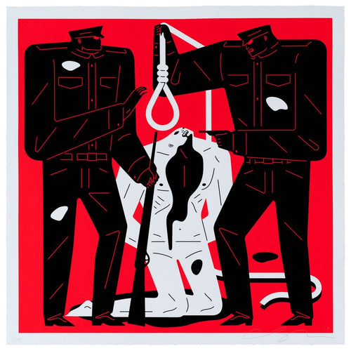 Cleon Peterson - Punishment Is What We Wanted All Along 2019