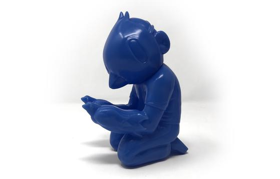 Sentrock - Bird City Saint Sofubi 2019 Blue