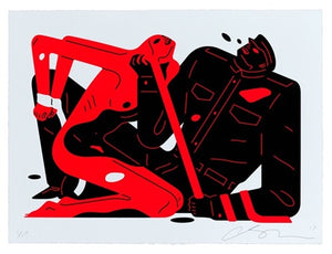 Cleon Peterson - Talk Talk Talk 2019