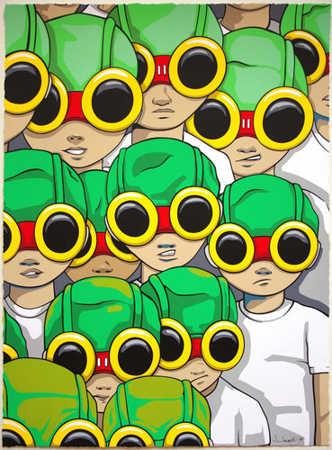 Hebru Brantley - The Boys Part 3 2015