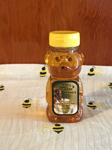 Honey 8 Ounce Bear