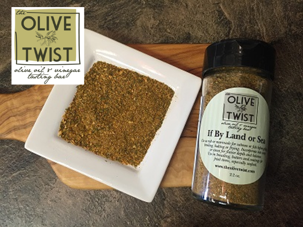 By Land or Sea Herb & Spice Blend