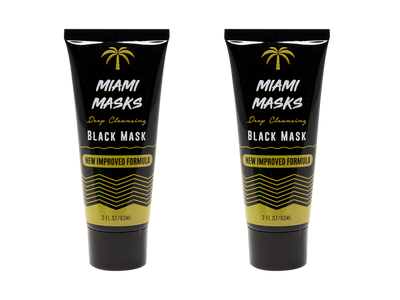 Deep Cleaning Blackhead Mask - 2 Pack