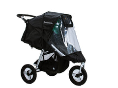 2018 Bumbleride Rain Cover On Indie Stroller