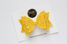 Dandelion Sherbet Dolly Bow