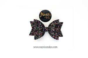 October Night Sky Dolly Bow