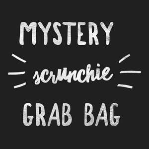 MYSTERY SCRUNCHIE GRAB BAG