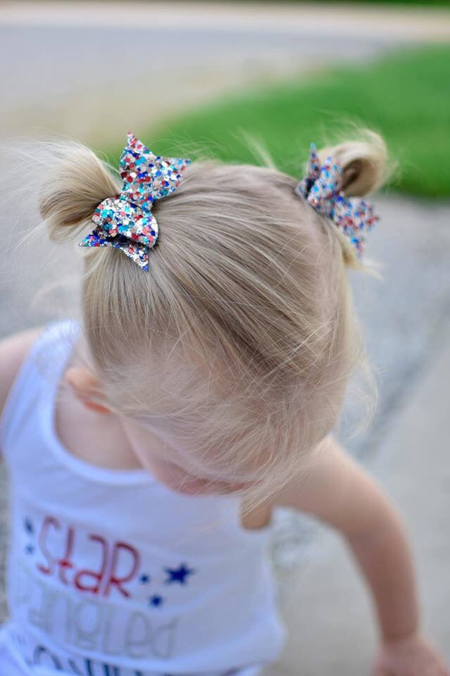 Star Spangled Banner Gemma Bow