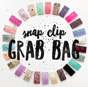 SNAP CLIP GRAB BAG