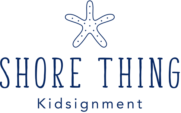Shore Thing Kidsignment