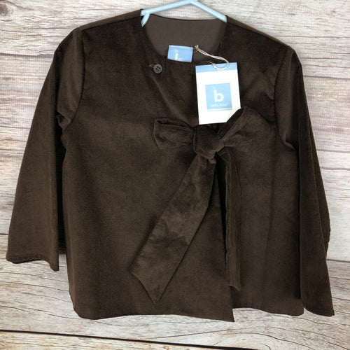NWT Bella Bliss Corduroy Blazer/Jacket
