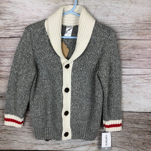 NWT Carter's Sweater