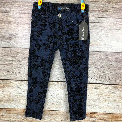 NWT Crystal Vogue Pants