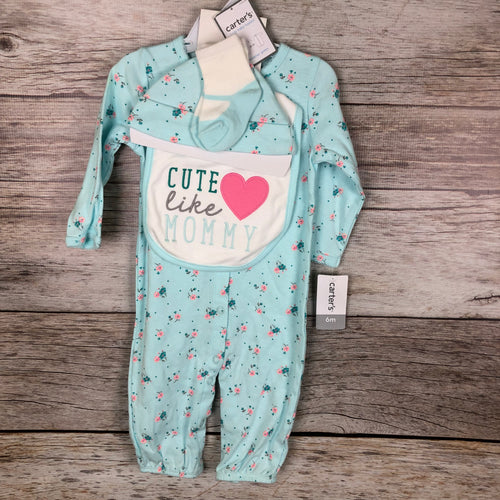 NWT Carter's Set