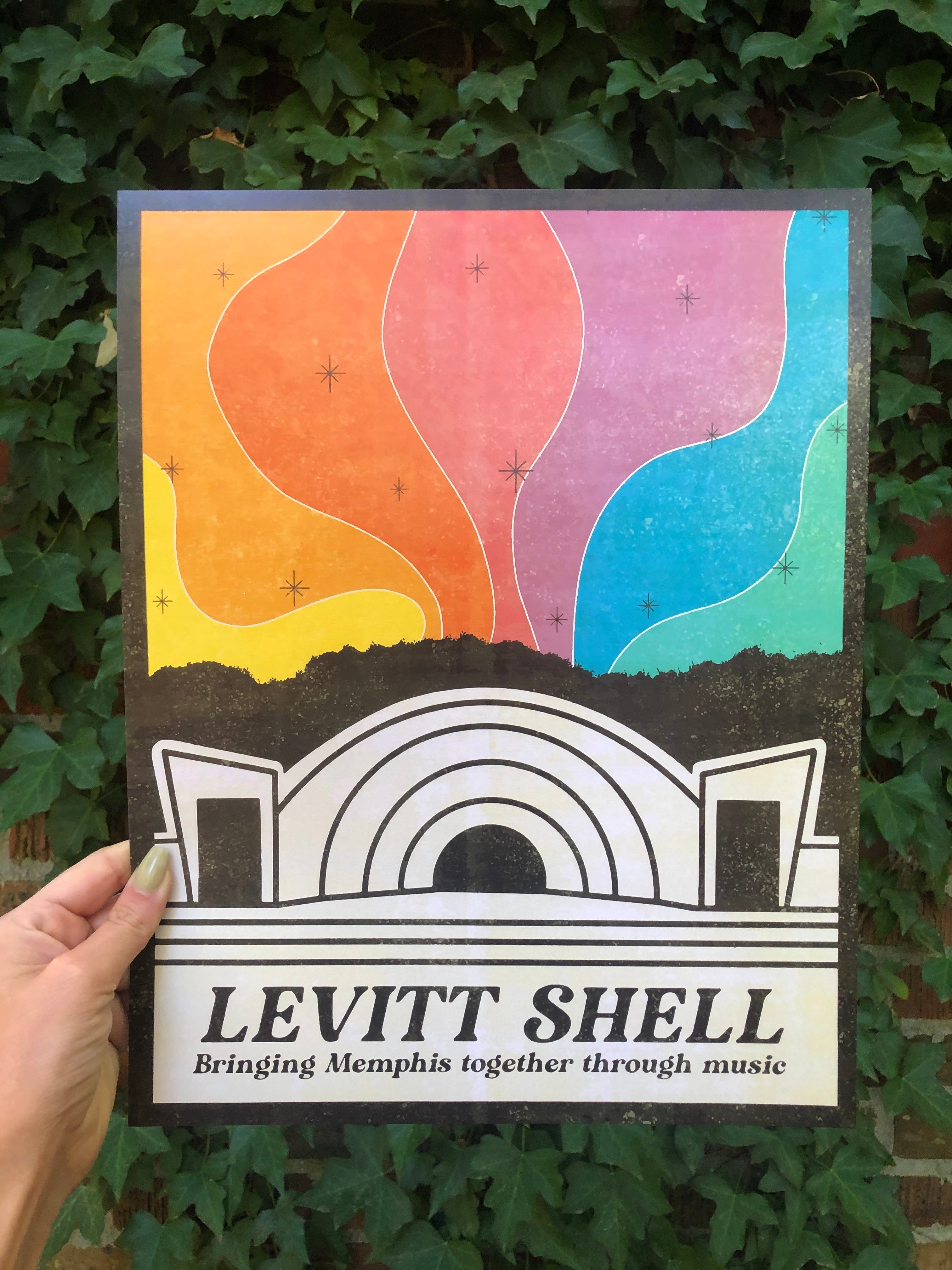 Levitt Shell - Retro