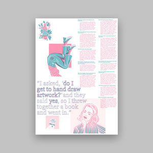 Posterzine™ Issue 34 |  Jordan Kay