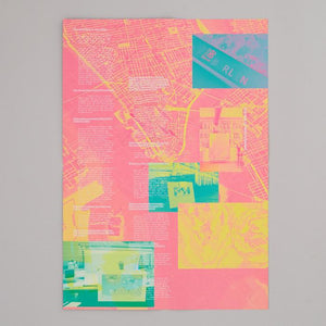 Posterzine™ Issue 19 | Future Maps