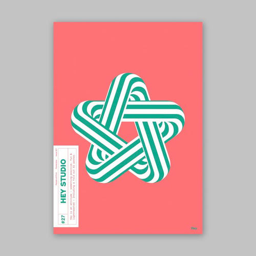 Posterzine® Issue 27 | Hey Studio