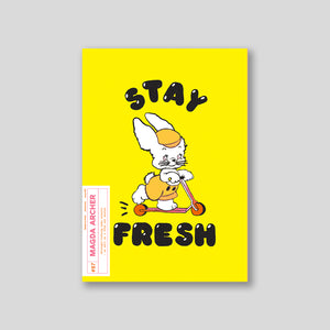 Posterzine™ Issue 57 | Magda Archer