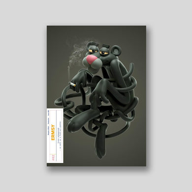 Posterzine™ Issue 62 | Ermsy