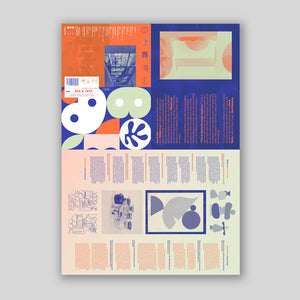 Posterzine™ Issue 40 | Ace & Tate x William Luz