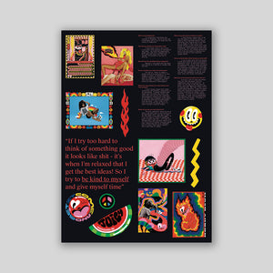 Posterzine™ Issue 37 | Hattie Stewart