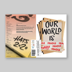 Posterzine® 68 Issue — Harriet Richardson
