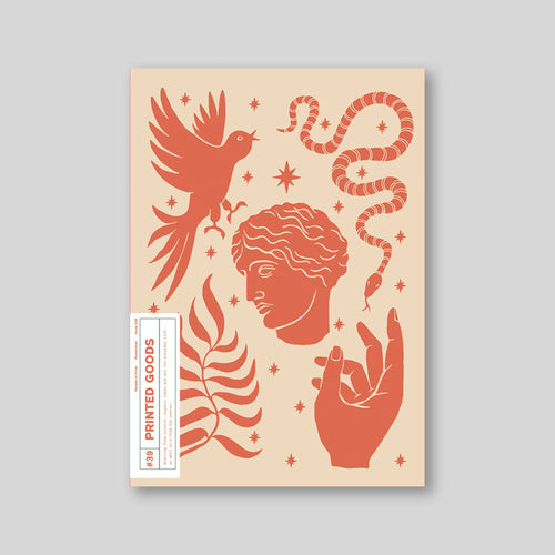 Posterzine® Issue 39 | Printed Goods
