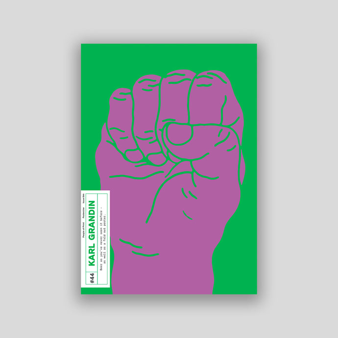 Posterzine™ Issue 44 | Karl Grandin