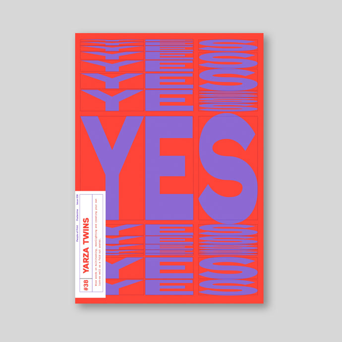 Posterzine™ Issue 38 | Yarza Twins