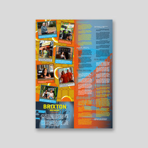 Posterzine™ Issue 61 | Characters of Coldharbour Lane