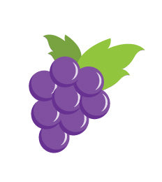 Grape E-liquid - MAX VG
