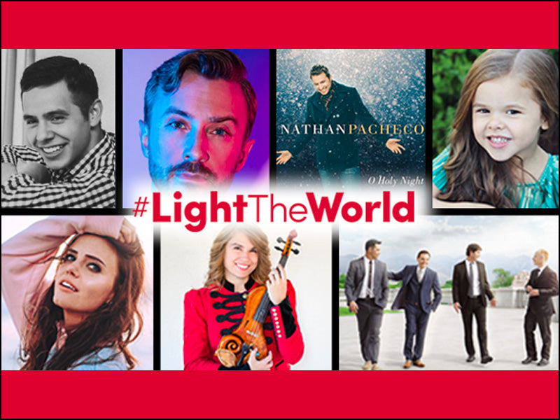 Light The World Live Concert - The Piano Guys
