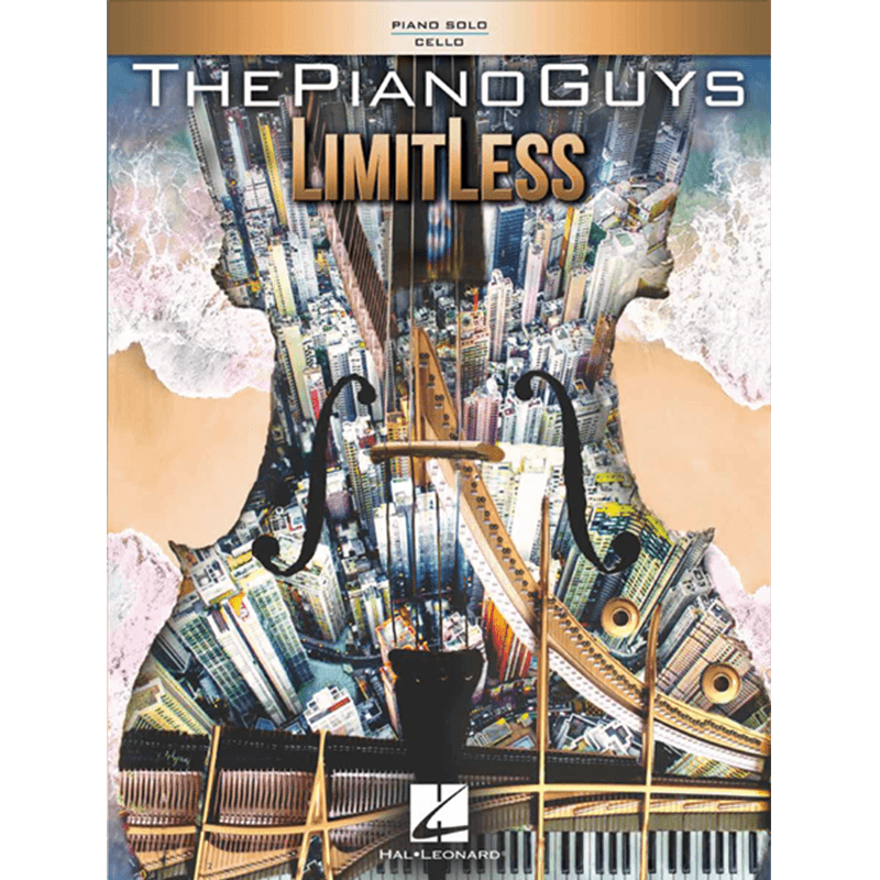 LIMITLESS Sheet Music Book