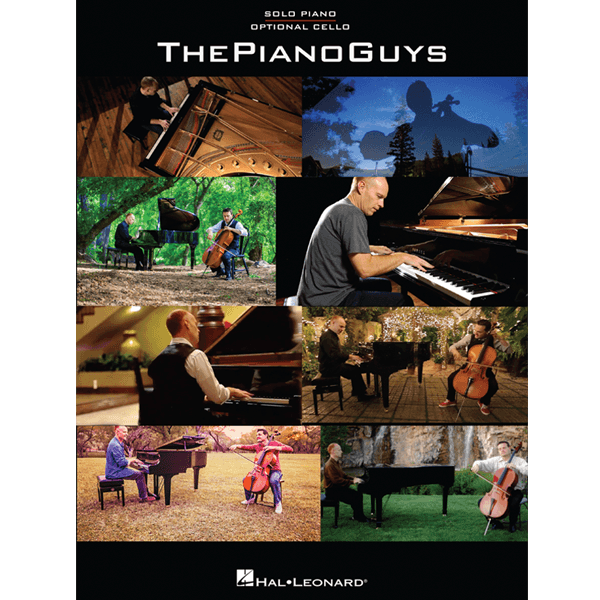 The Piano Guys Book