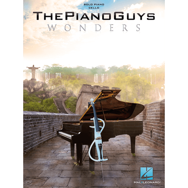 WONDERS Sheet Music Book