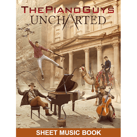 """Perfect"" by Ed Sheeran - Sheet Music Single (PDF DOWNLOAD ONLY) - The Piano Guys"