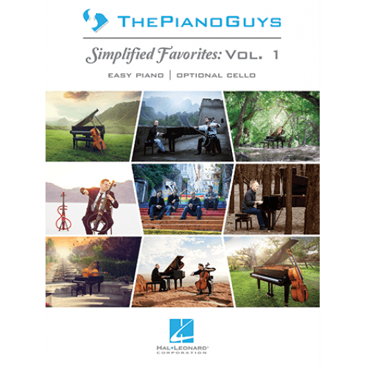 SHEET MUSIC – The Piano Guys