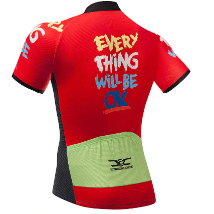 """Ok"" Cycling Jersey"