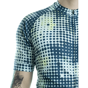 "Mens ""Dotted"" Cycling Jersey"