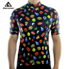 "Mens ""Assorted"" Cycling Jersey"