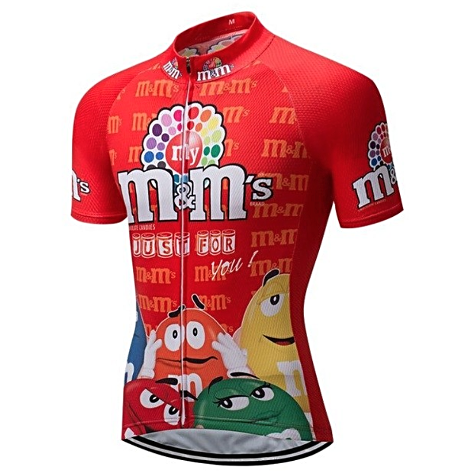M&M Cycling Jersey