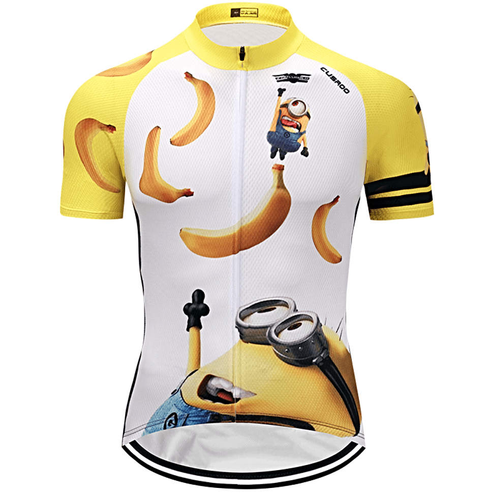 Minion Cycling Jersey