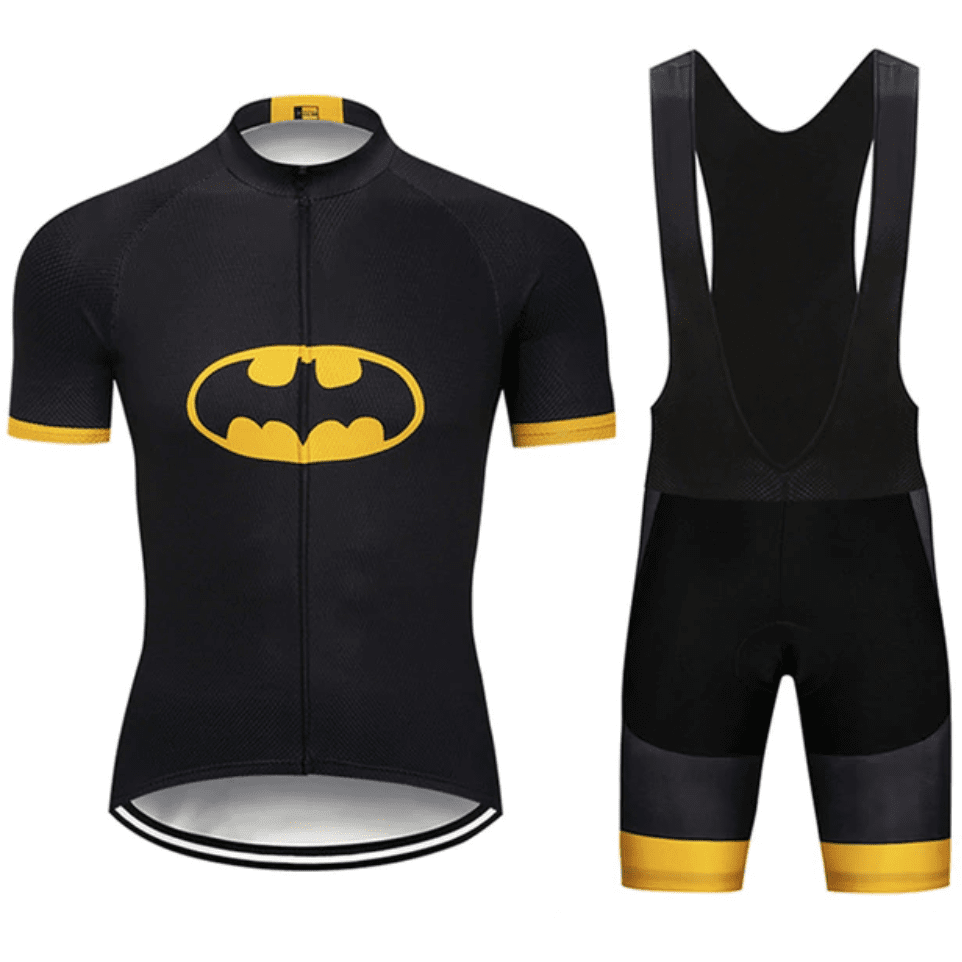 Men Batman Cycling Set (2nd Version)