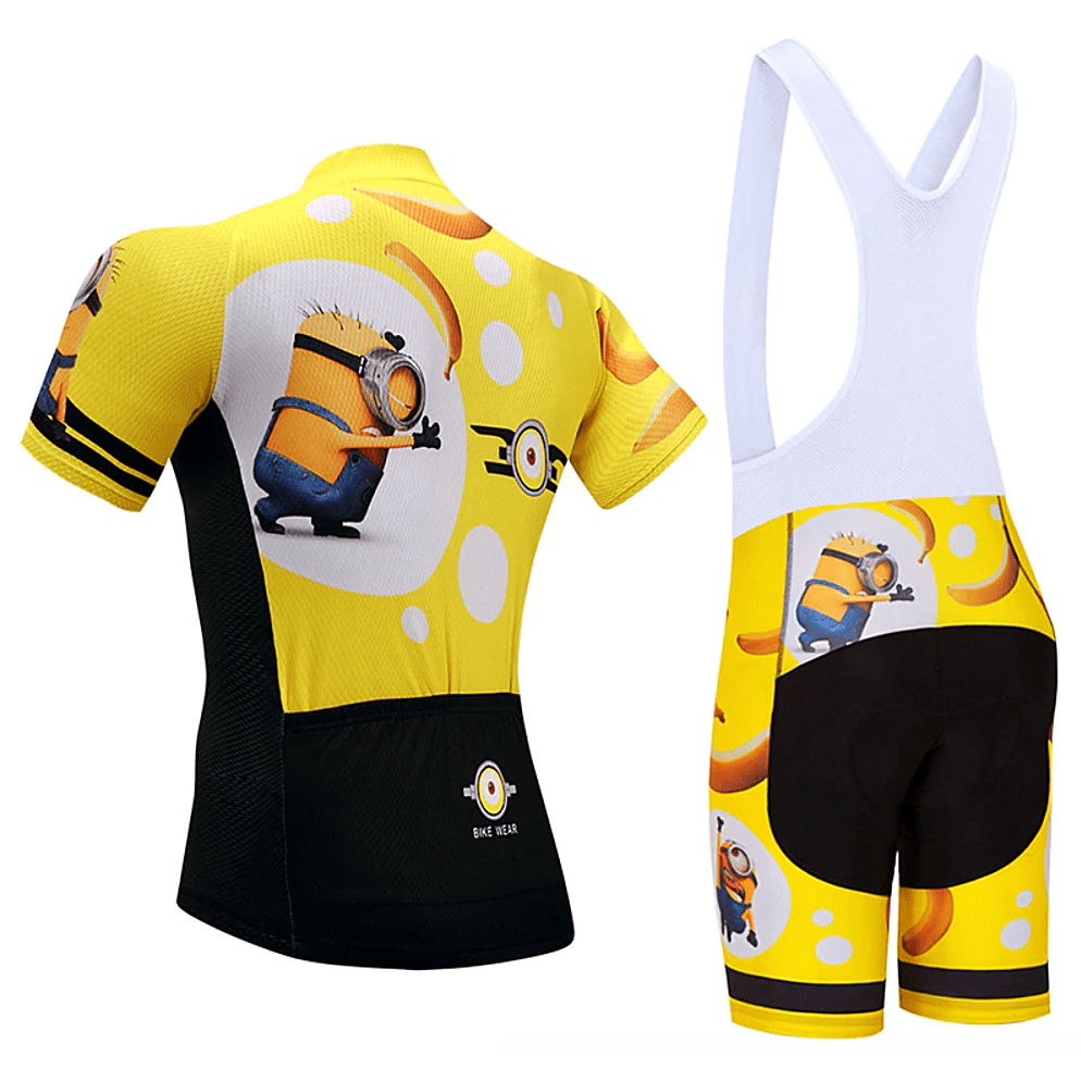 Minion Cycling Set