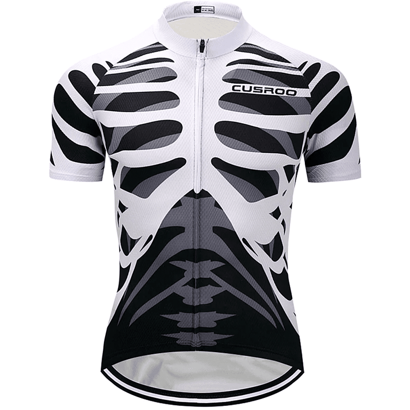 Skeletal Cycling Jersey