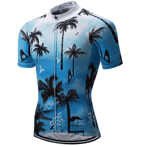 Palm Tree Cycling Jersey